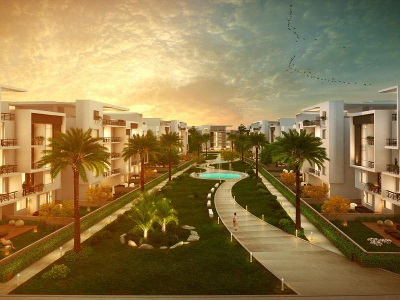 Al Marasem Fifth Square Compound New Cairo